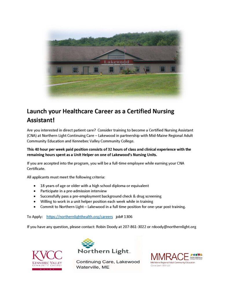 Mid-Maine Regional Adult Community Education image #5235
